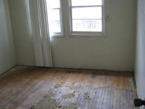 Pulled Carpet